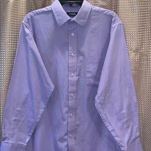 Chaps Dress Shirt Size 16 32/33